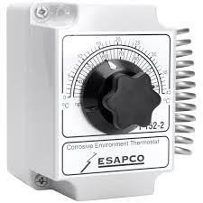 greenhouse thermostat fan control durostat nema 4x 2 stage 2 speed thermostat farmtek