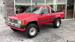 toyota trucks classic 1987 toyota 4x4 truck youtube