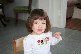 claire first haircut medium hair styles ideas 45225
