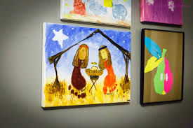 Kids Nativity Craft