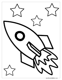beautiful design rocketship coloring page 16 printable rocket ship