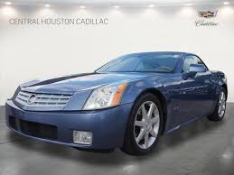 2005 cadillac xlr convertible used 2005 cadillac xlr for sale central houston cadillac