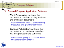 Thesaurus Confirmation General Purpose Application Software Buisness Management