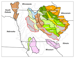 Map Of Des Moines Iowa Rapid Watershed Assessment Nrcs Iowa