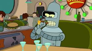 robot roomies futurama syfy wire