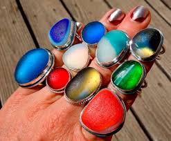 How To Make Jewelry From Sea Glass - santa cruz sea glass