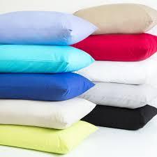plain dye 250 thread count pillowcases pillow talk