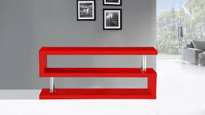 Tv Unit Ideas by Tv Stands Simple Stylish Modern Buffet In Dark Accentuate