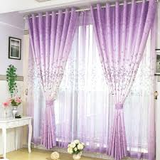 Lilac Curtains Lilac Blackout Curtains This Purple Curtains Would Highlight