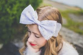 sparkly hair sparkle bow headband christmas sparkly hair accessory beauxoxo