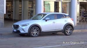 automobili mazda test drive mazda cx 3 diesel 2wd 6mt exceed 1 5 d youtube