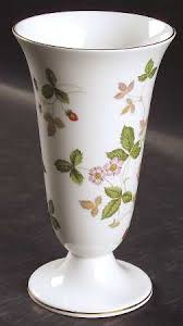 Wedgwood Vase Wedgwood Wild Strawberry Bone At Replacements Ltd Page 1