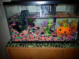 fish tank decorations how to make decorations