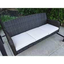 Costco Outdoor Furniture Replacement Cushions by Replacement Cushion For Fairview Swing Garden Winds