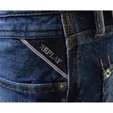 Comfort Fit Mens Jeans Replay Mens Newbill Jeans