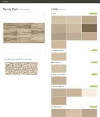 gray shimmer p u0027zazz trendy mosaics daltile behr ppg paints