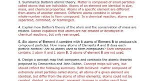 the structure of the atom questions key2 docx google docs
