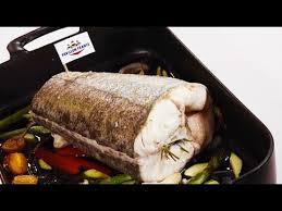 comment cuisiner le congre poisson poisson au four 750 grammes