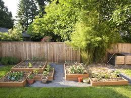 Eco Friendly Garden Ideas Backyard Category Small Backyard Vegetable Garden Stunning