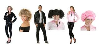 Halloween Costumes Pink Ladies 7 Halloween Costume Ideas Large Groups Halloween Costumes Blog
