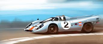 gulf racing wallpaper sketchbook gulf porsche 917