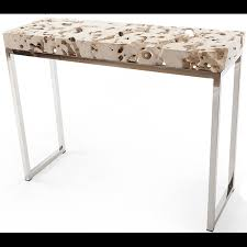 Stone Console Table Onyx Console Table