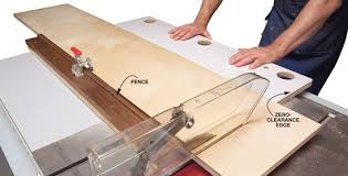 table saw guard plans 4 handy tablesaw jigs popular woodworking magazine
