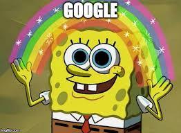 Animated Meme Maker - imagination spongebob meme imgflip