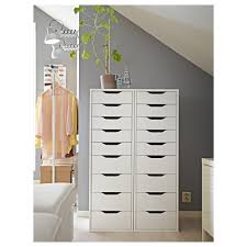 White Oak Bedroom Chest Of Drawers Bedroom Gorgeous Entrancing White 18 Drawers Skinny Dresser With