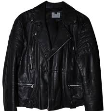 genuine leather motorcycle jacket topman 100 genuine leather motorcycle motorcycle jacket 64 off