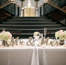 bride and groom sweetheart table classy sweetheart table ideas for the bride and groom mr mrs