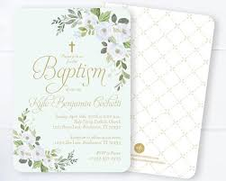 confirmation invitation girl confirmation invitation floral blush pink gold floral