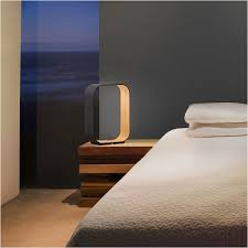 Wall Mount Nightstand Bedroom Nightstand Over Headboard Reading Light Lamp Bedside