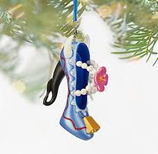 amazon com disney parks clarabelle cow shoe figurine ornament new