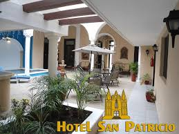 hotel san patricio mérida mexico booking com