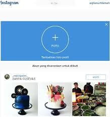 cara membuat instagram baru di komputer cara mudah daftar instagram melalui komputer pc laptop