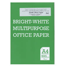 bright white multipurpose office paper a4 pinopen