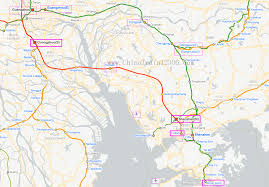 Shenzhen Metro Map by Guangzhou Shenzhen High Speed Train Station Ticket Price