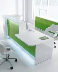 White Gloss Reception Desk Modern High Gloss Office Reception Desk Valde Reception Counter