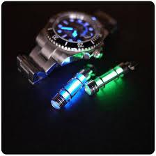 glow fob tritium glow fob lantern keychain tritium inside