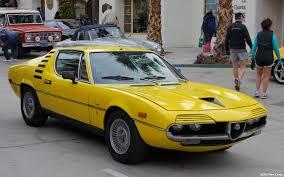 alfa romeo montreal file 1974 alfa romeo montreal yellow fvr jpg wikimedia commons