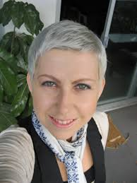 after chemo hairstyles very short curly hairstyles after chemo