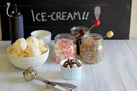 sundae bar toppings how to set up an ice cream sundae bar the kiwi country girl