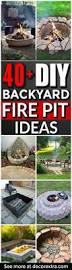Do It Yourself Backyard Ideas by Diy Fire Pits 40 Amazing Diy Outdoor Fire Pit Ideas You Must See