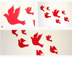 Nursery Bird Decor Bird 3d Wall Decor Bird Wall Nursery Boys By Mydreamdecors