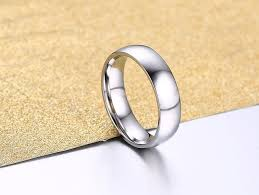 universal gifts smooth comfortable within the arc ring men and women universal gifts