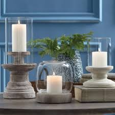 candle runners ceramic candle holders you ll wayfair