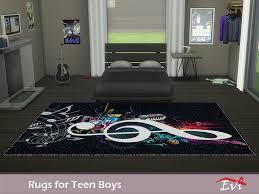Teenage Rugs For Bedroom Evi U0027s Rugs For Teen Boys