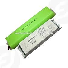 emergency lighting battery life expectancy auto test emergency lighting kit 3 hours led panel 36w matched 12v