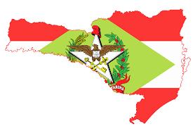 map of santa file flag map of santa catarina png wikimedia commons